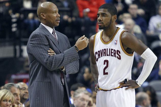 Byron Scott-Kyrie Irving Shootout Is Talk of Locker Room