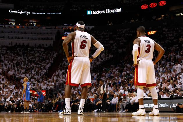 Who Would Win a Miami Heat-Only Dunk Contest?