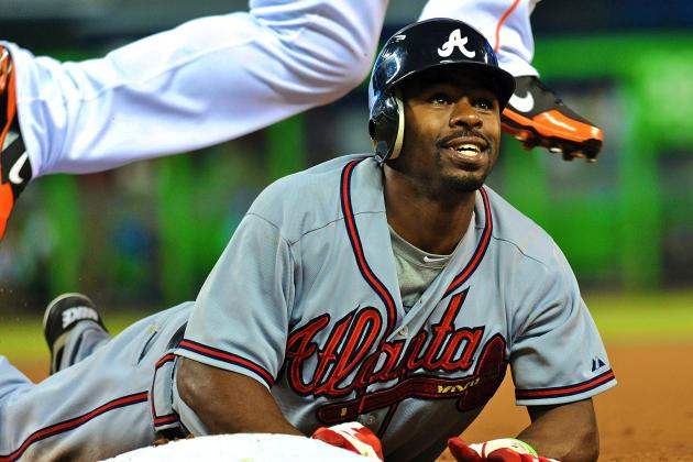 Michael Bourn and Cleveland Indians Agree to Four-Year, $48 Million Contract