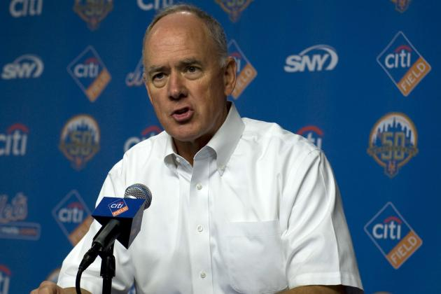 Sandy Alderson Is Building a New York Mets Team That Will Contend Soon