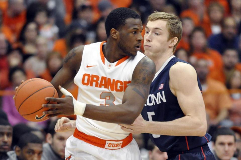 syracuse vs uconn mens basketball - photo#4
