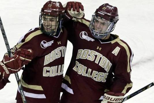 Beanpot 2013 Results: Score and Recap for Boston College vs. Northeastern