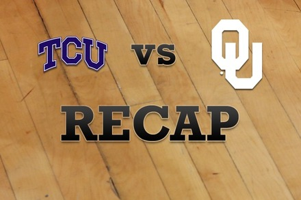TCU vs. Oklahoma: Recap, Stats, and Box Score