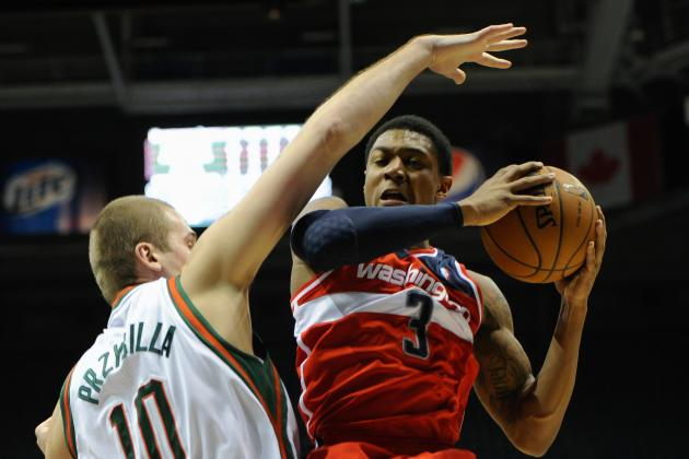 Wizards 102, Bucks 90