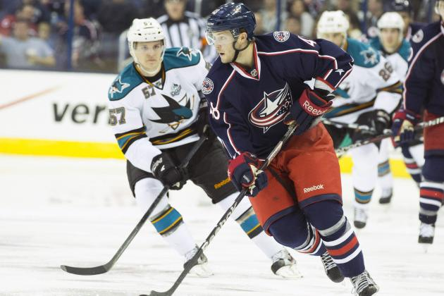Sharks Open Road Trip with 6-2 Loss