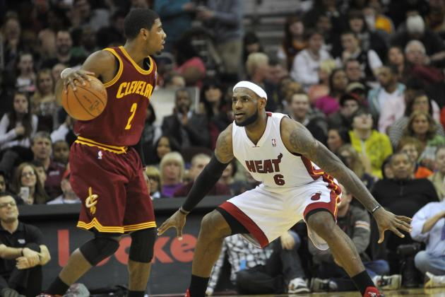How Kyrie Irving and LeBron James Could Team Up for the Cleveland Cavaliers