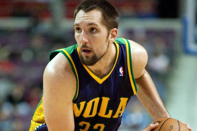 Ryan Anderson, Hornets Buzz at Palace