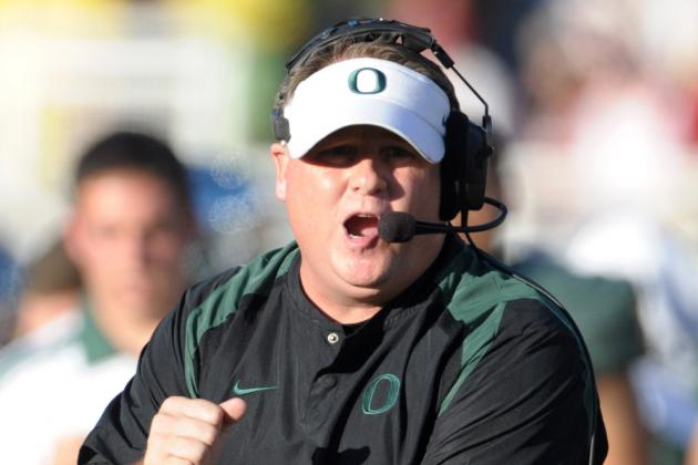 8 Former Oregon Ducks Round out Chip Kelly's Philadelphia Eagles' Staff