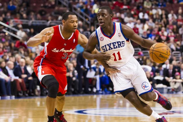 Jrue Holiday Earns Praise from Chris Paul in Sixers Loss to Clippers