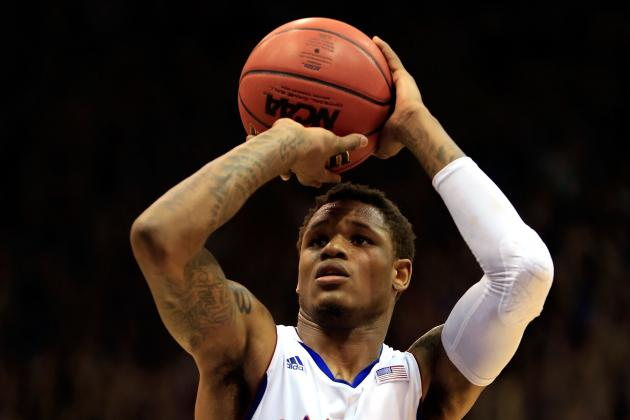 McLemore Leads Kansas Past K-State in Sunflower State Showdown