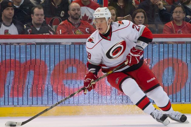 Semin Nets 200th Goal as Canes Rally vs. Isles