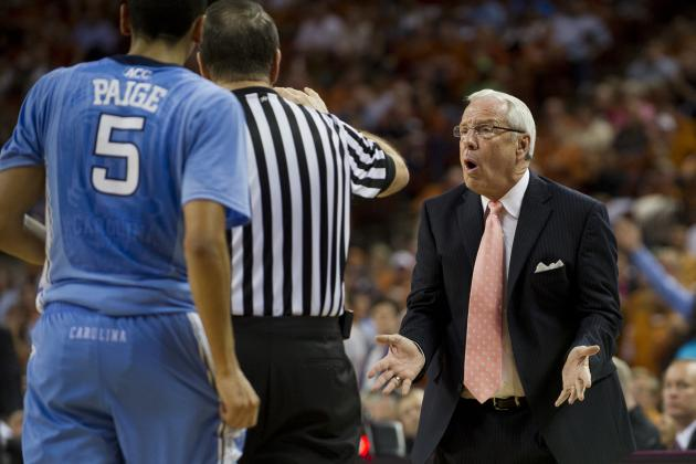 Why 2013 Tar Heels Show Roy Williams Will Never Be at Coach K's Level