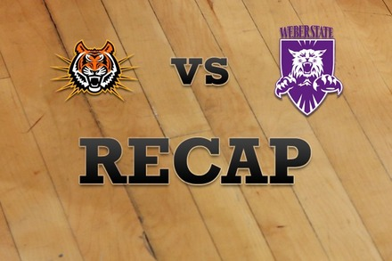Idaho State vs. Weber State: Recap, Stats, and Box Score