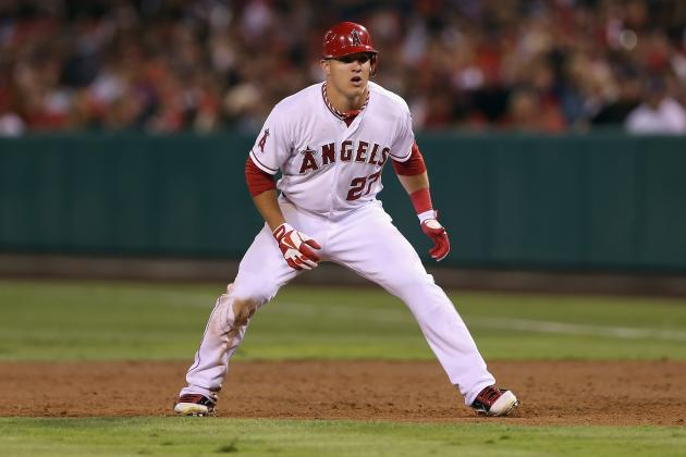 Fantasy Baseball Rankings 2013: Power Ranking Best Outfielders