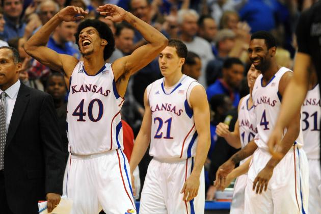 Rapid Reaction: Kansas 83, Kansas State 62