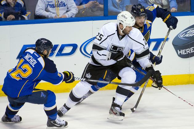 Carter Nets Two to Help Kings Silence Blues