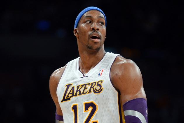 Rick Fox Blasts Dwight Howard, Says Laker Star Big Man Has 'Loser's Mentality'