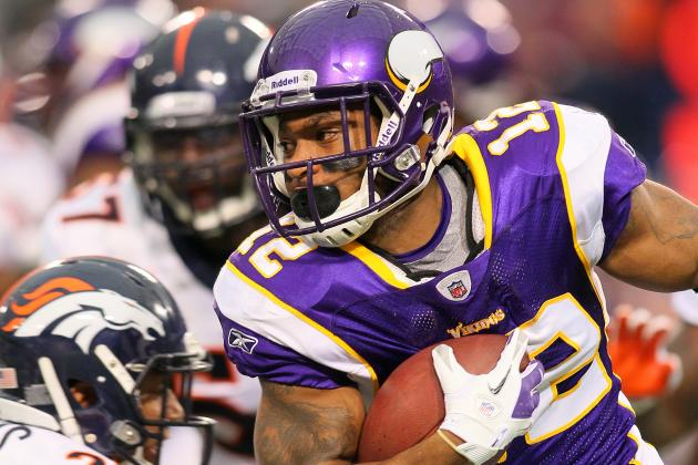 Should the Denver Broncos Trade for Minnesota Vikings WR Percy Harvin?