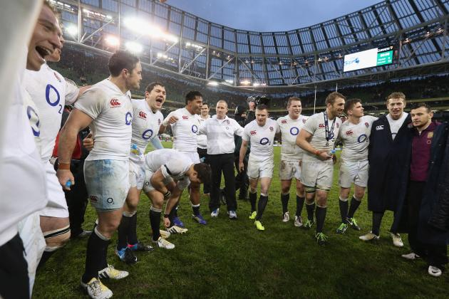 Six Nations 2013: Ruthless England Prove Their Mettle as They Overpower Ireland