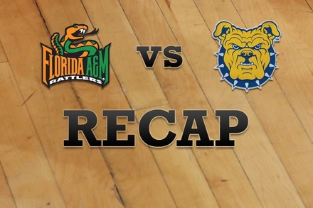 Florida A&M  vs. NC A&T: Recap, Stats, and Box Score