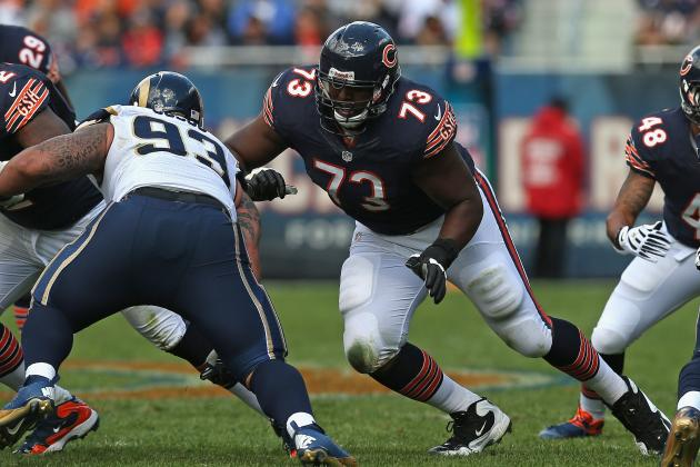 J'Marcus Webb Should Be the Chicago Bears' Left Tackle in 2013