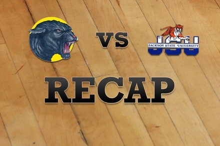 Prairie View A&M  vs. Jackson State: Recap, Stats, and Box Score