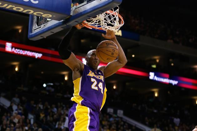 Who Would Win a L.A. Lakers-Only Dunk Contest?