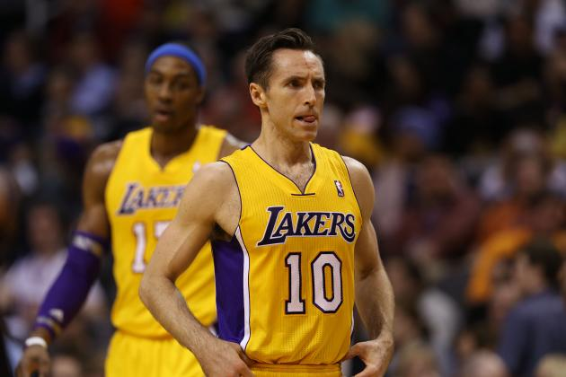 Dwight Howard's Toxic Chemistry with Steve Nash Is Holding LA Lakers Back