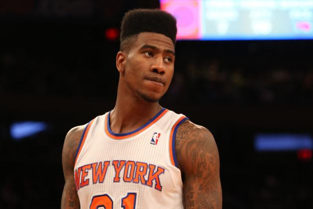 Iman Shumpert: Knicks Guard Would Be Great Addition for Suns