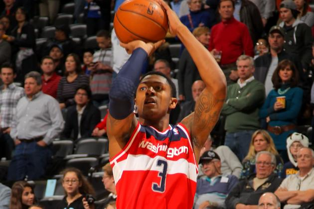 Bradley Beal Scores Career-High 28 to Lead Washington to 4th Straight Win