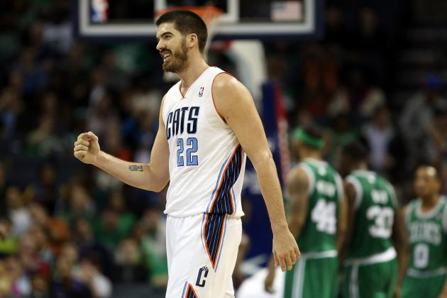 Charlotte Bobcats Rally in 4th to Top Boston Celtics, 94-91