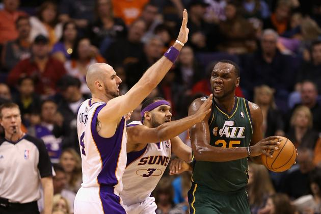 Breaking Down What Al Jefferson Would Bring to Dismantled Phoenix Suns