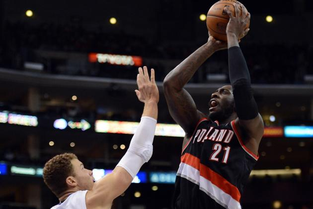 Making the Case Against Portland Trail Blazers Trading J.J. Hickson