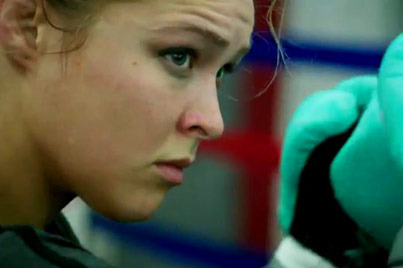 Ronda Rousey: The Human Element