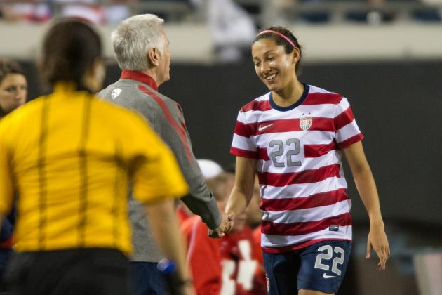 USWNT: The Tom Sermanni Era Begins