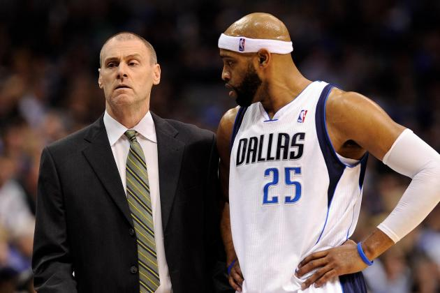 3-Pointer: Rick Carlisle Furious About Bad Start, Not Finish