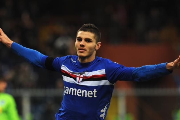 Icardi on His Way to Inter