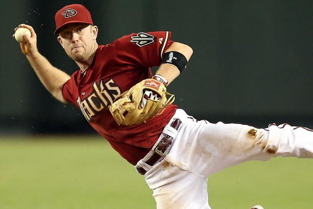 Hill, D-Backs Agree to 3-Year, $35 Million  Deal
