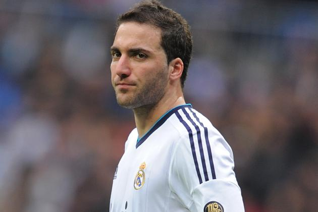 Higuain: We Can Hurt United