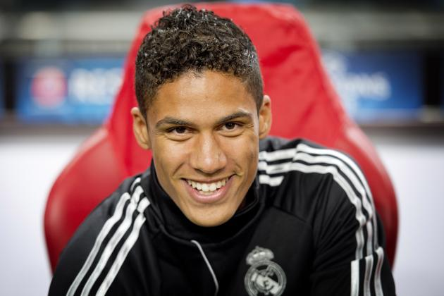Why Raphael Varane Should Start for Real Madrid Against Manchester United