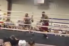 NFL Player Ray Edwards Is a Boxer Now, and He Can Knock Guys out