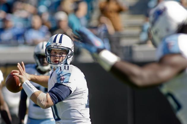 Tennessee Titans Advanced Stat of the Week: No Defense for the Bad PRD