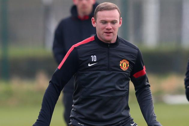 Madrid Paper Aims 'Hooligan' Jibe at Manchester United's Wayne Rooney