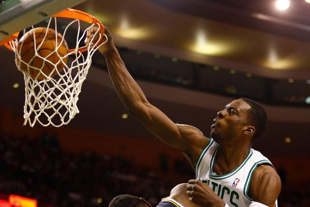 Who Would Win a Boston Celtics-Only Slam Dunk Contest?