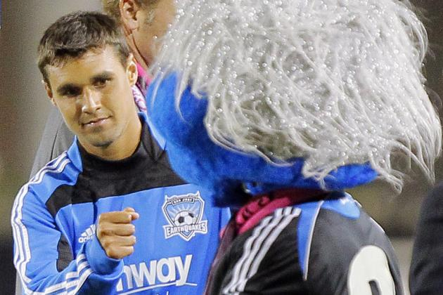 Chris Wondolowski Exclusive: MLS MVP Talks Playoffs, USMNT, Red Cards, More