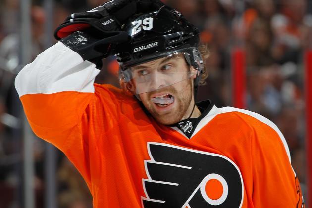 Flyers Call Up Harry Zolnierczyk to Replace Tom Sestito