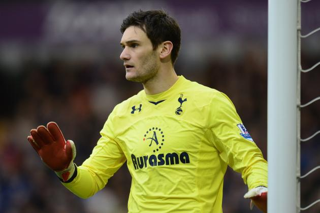 Hugo Lloris Confident Tottenham Can Break into Premier League Top Three