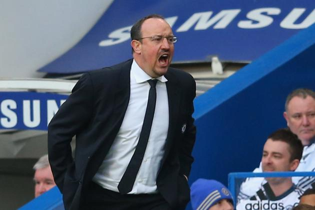 Chelsea Manager Rafa Benitez Can Understand Boo-Boys