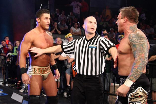 TNA's Jesse Sorensen: Could've, Should've and Will Be X-Division Champion