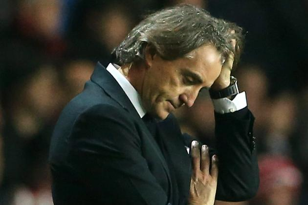 Premier League: Why Manchester City Must Replace Roberto Mancini This Summer